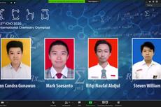 Prestasi di Tengah Pandemi, Siswa Indonesia Raih 4 Medali Olimpiade Kimia