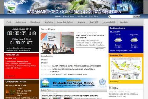 Kabut Asap Landa Aceh, BMKG Ingatkan Nelayan Waspada