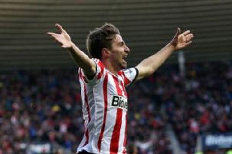 Striker Sunderland, Fabio Borini.