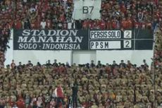 Persis Solo Ditahan PPSM Magelang 2-2