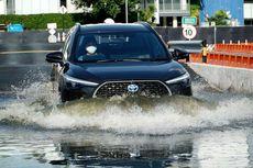 Biaya Perbaikan Mobil Matik Korban Banjir Tembus Belasan Juta Rupiah
