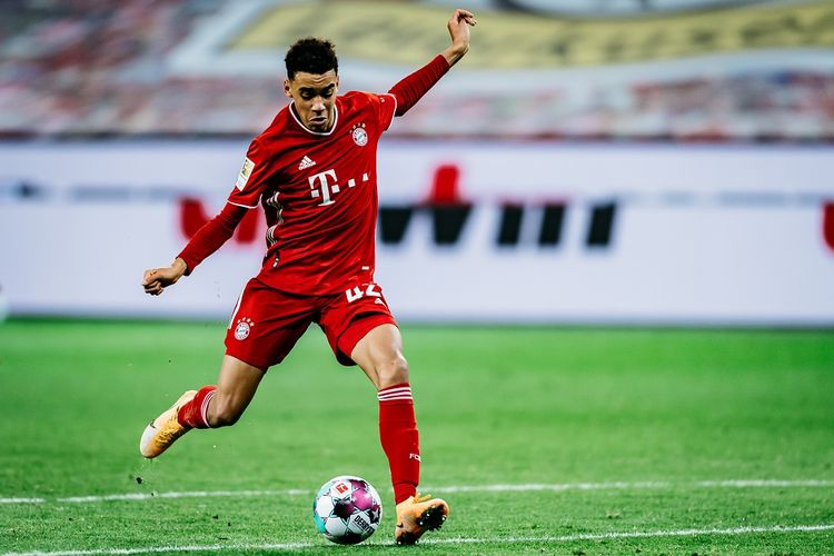 Wonderkid Bayern Muenchen, Jamal Musiala.