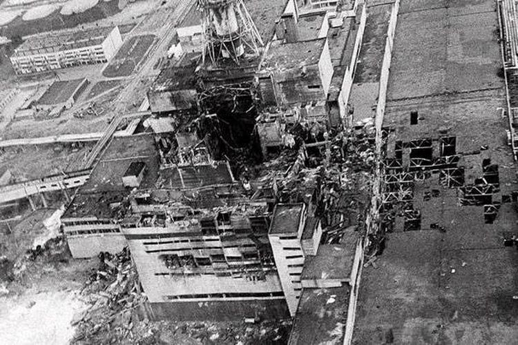 Efek radiasi Chernobyl