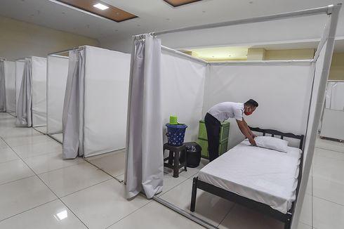 Dinkes: Penambahan Kasus Covid-19 di Jakarta Lebih Cepat daripada Kemampuan Penambahan ICU