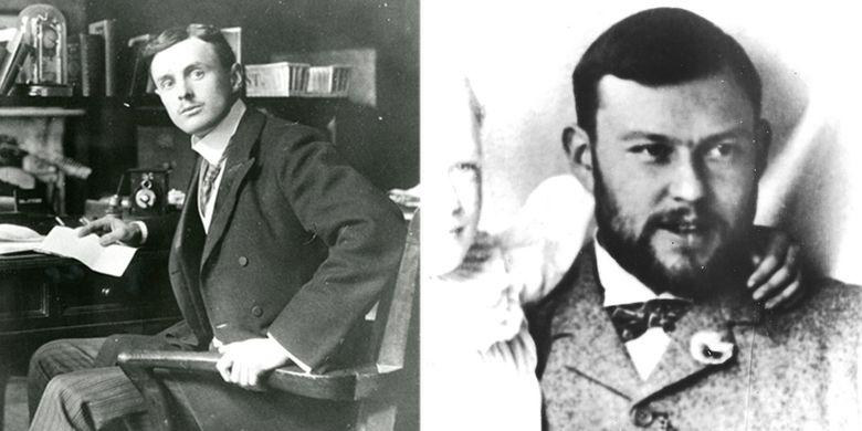 Charles Rolls dan Henry Royce