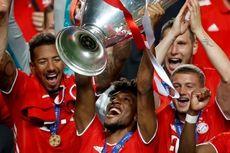Daftar Juara Liga Champions, Bayern Muenchen Resmi Salip Barcelona