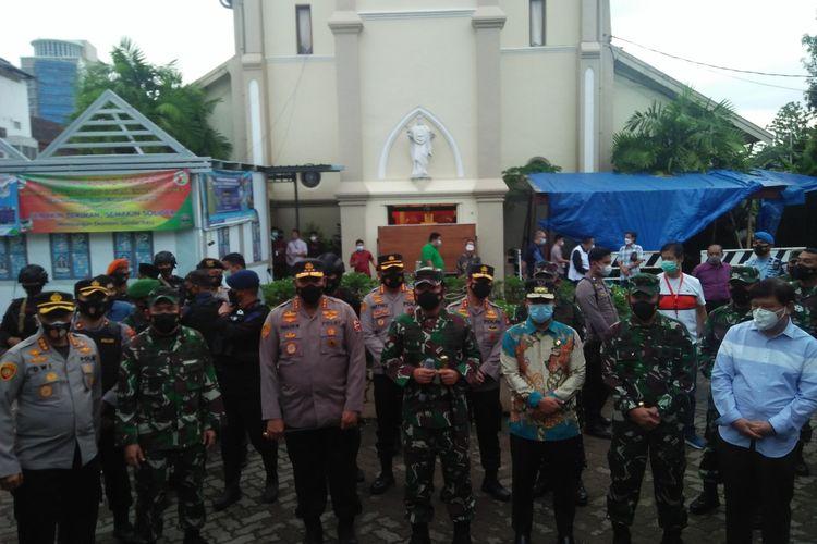 Panglima TNI di Makassar