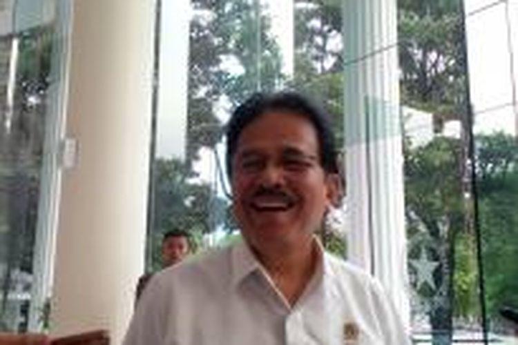 Menteri Perencanaan Pembangunan Nasional/ Kepala Bappenas Sofyan Djalil.