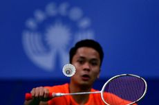 BWF World Tour Finals 2019, Huni Grup Sulit, Anthony Ginting Siapkan Fisik-Teknik