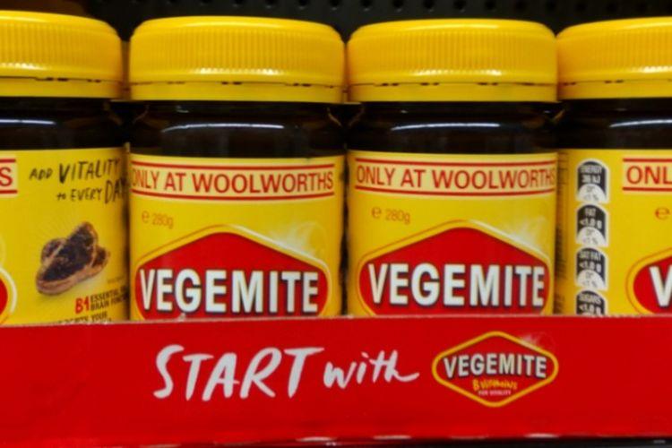 Vegemite, selai khas Australia.