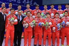 5 Negara dengan Koleksi Trofi Piala Thomas Terbanyak, Indonesia di Atas China