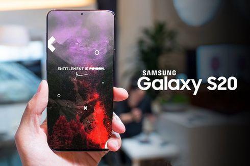 Daftar Harga Samsung Galaxy S20 dan S20 Plus Beredar sebelum Peluncuran