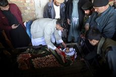 23 Roket Hantam Afghanistan, 8 Orang Tewas, 31 Orang Luka-luka