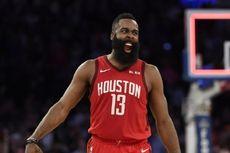 Berita NBA, James Harden Samai Rekor Shaquille O'Neal dan Kobe Bryant