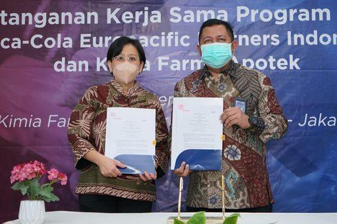 Kimia Farma Apotek dan CCEP Indonesia Jalin Kerja Sama untuk Tingkatkan Kesehatan Karyawan pada Masa Pandemi