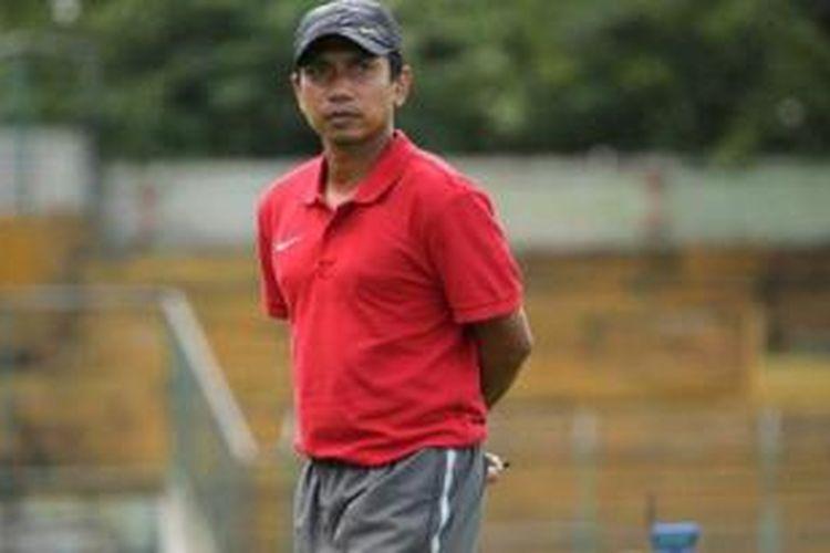 Mantan asisten pelatih tim nasional Indonesia U-23, Widodo Cahyono Putro.