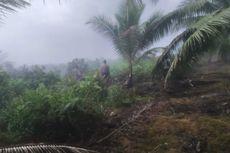 Diadang Asap dan Sumber Air Terbatas, Pemadaman Karhutla di Riau Terkendala