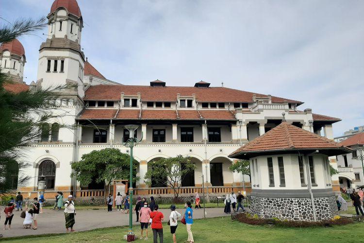 Museum Lawang Sewu Semarang