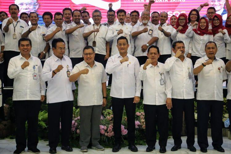 Perkuat Peran Pekerja Sosial Indonesia, Kemensos Lakukan Ini