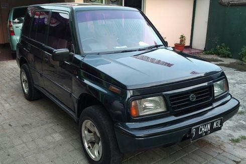 SUV Bekas Rp 50 Jutaan di Bandung, Ada X-Trail hingga Escudo