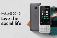 Nokia 6300 dan Nokia 8000 Resmi Lahir Kembali dengan 4G, Harganya?