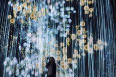 Milenial Glow Garden, Wahana Baru Jatim Park 3 untuk Libur Tahun Baru