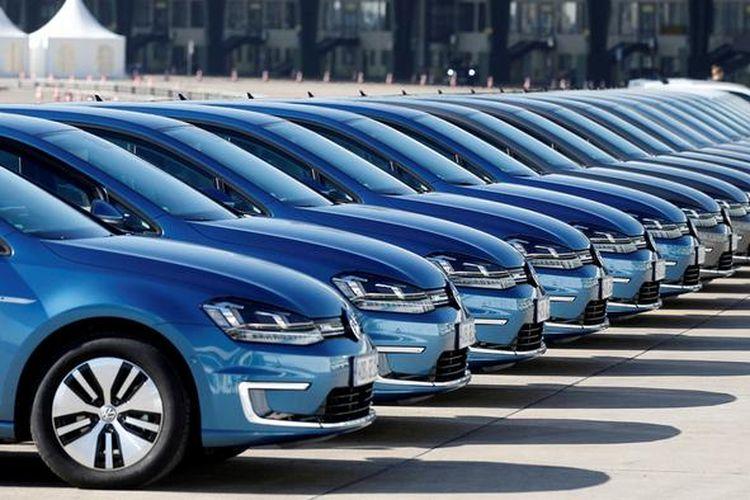 Stok mobil listrik global mencapai 10 juta unit pada tahun 2020, 41 persen lebih tinggi dari tahun 2019