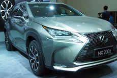Lexus Siapkan SUV 7-Penumpang Baru