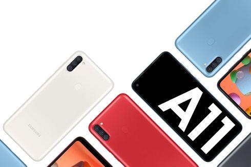 Pemilik Galaxy A11 Bisa Konsultasi Gratis dengan Samsung via WhatsApp