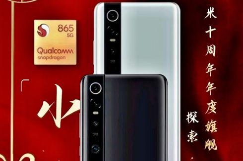 Bos Xiaomi Pastikan Mi 10 Pakai Snapdragon 865, Salip Galaxy S20?