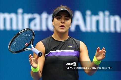Australia Open 2021, Petenis Bianca Andreescu Pahami Cedera Lututnya