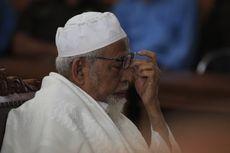 Kesehatan Menurun, Abu Bakar Ba'asyir Dilarikan ke RSCM