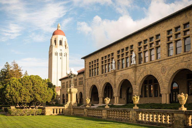 Ilustrasi Stanford University