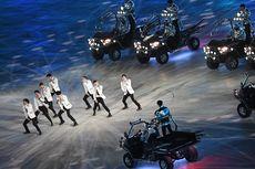 Foto-foto Penampilan EXO dan CL di Penutupan Olimpiade Musim Dingin