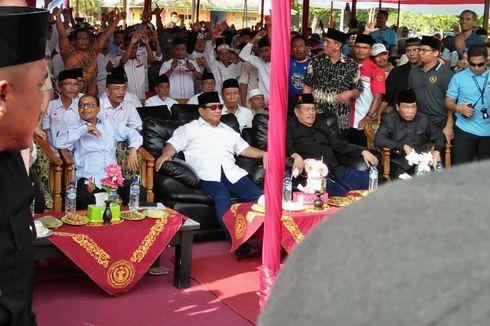 Prabowo: Saat Berhenti dari Dinas Tentara, Kami Lihat Kok Rakyat Masih Susah