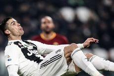 Atalanta Vs Juventus, Tuan Rumah Berharap Ronaldo Dimainkan