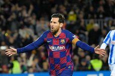 Barcelona Vs Napoli, Menanti Gol Perdana Messi ke Gawang I Partenopei