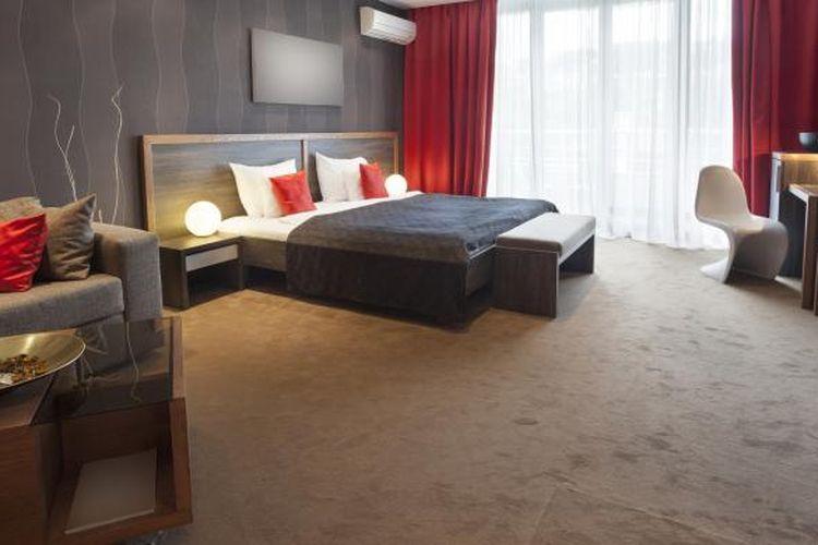 Kamar hotel tipe suite
