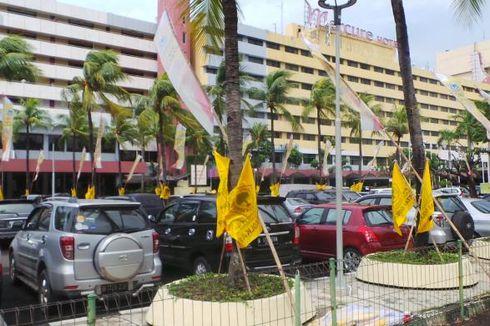 Munas Tandingan Partai Golkar di Ancol Sepi
