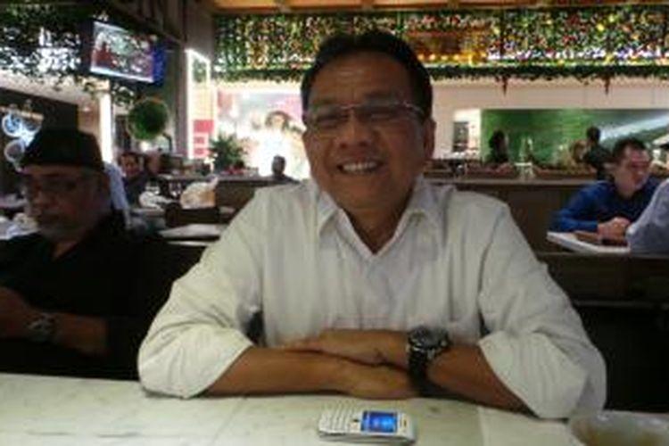 Ketua DPD DKI Partai Gerindra yang juga anggota DPRD DKI 2014-2019, Muhammad Taufik.