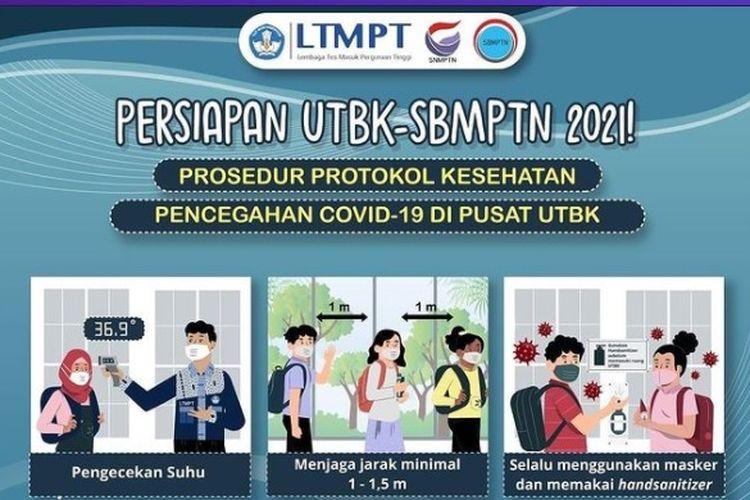 Persiapan UTBK 2021