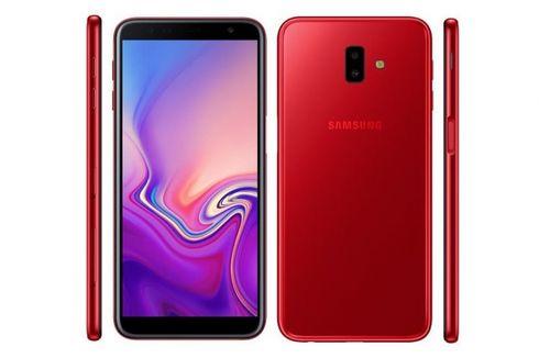 Samsung Galaxy J4+ dan J6+ Resmi Meluncur
