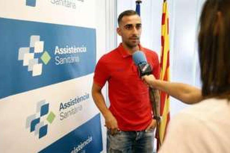 Striker baru Barcelona, Paco Alcacer.