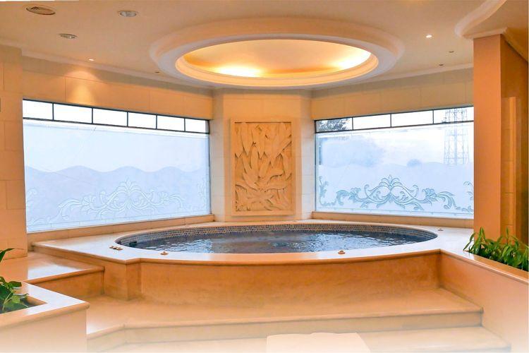 Susan Spa & Resort Jacuzzi