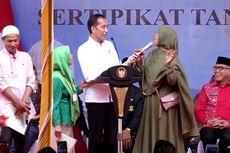 Puja-puji Jokowi Atas Pesatnya Pembebasan Lahan untuk Tol Aceh