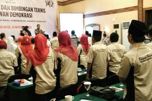 Tingkatkan Partisipasi Pemilih, KPU DKI Kukuhkan Relawan Demokrasi