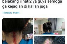 Kronologi Penumpang Transjakarta yang Diserang Perempuan hingga Leher Tersayat