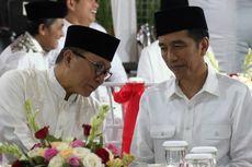 Presiden Jokowi Bertemu Ketum PAN Zulkifli Hasan di Istana