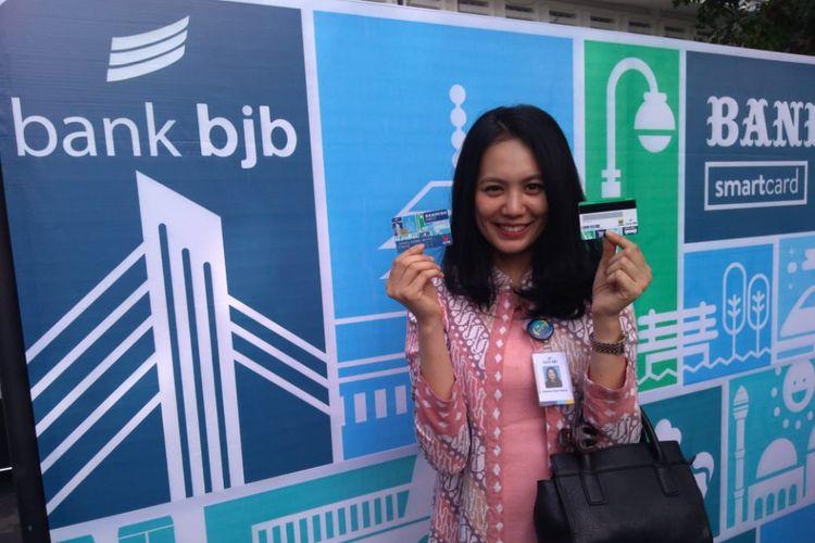 Ilustrasi: Bank BJB bekerja sama dengan Pemerintah Kota (Pemkot) Bandung meluncurkan Bandung Smart Card (BSC). Hal ini dilakukan untuk menggenjot gerakan nasional non tunai (GNTT).