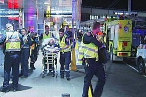 ABK Indonesia Ditabrak Taksi di Bandar Udara Melbourne